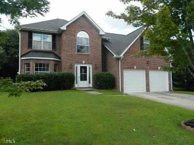 Decatur Single Family Home New: 2103 Redwater Dr