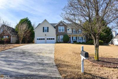 Suwanee Single Family Home New: 3954 Riverstone Dr