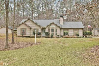 Newnan Single Family Home New: 75 Maxwell Pl