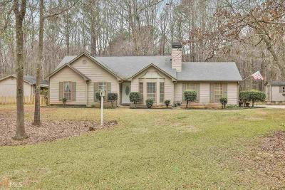 Coweta County Single Family Home New: 75 Maxwell Pl
