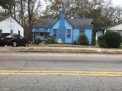 Atlanta Single Family Home New: 430 Chappell Rd
