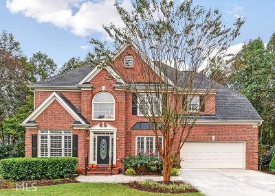 Suwanee Single Family Home New: 3605 Bridle Creek Dr
