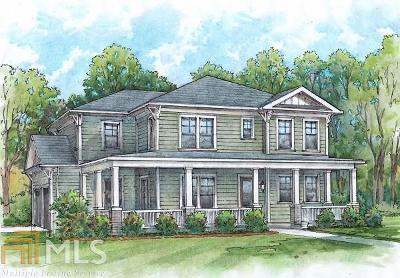 Avondale Estates Single Family Home For Sale: 3172 Wynn Dr