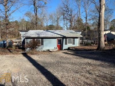 Buckhead, Eatonton, Milledgeville Single Family Home New: 211 Sugar Creek Lane