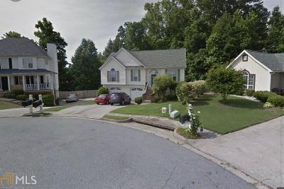 Gwinnett County Single Family Home Under Contract: 2390 Golden Valley Dr
