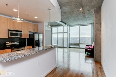Condo/Townhouse New: 923 Peachtree St #1635