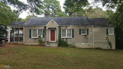 Decatur Single Family Home New: 1507 Frazier Rd