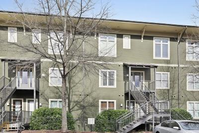 Atlanta Condo/Townhouse New: 1195 Milton Ter #4307