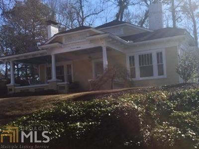 College Park Single Family Home Under Contract: 1916 Rugby Ave