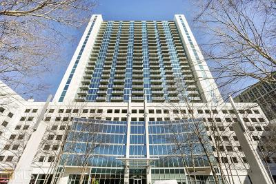 Condo/Townhouse New: 3324 Peachtree Rd #1112