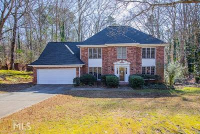 Lilburn Single Family Home For Sale: 3818 Lee Ridge Way