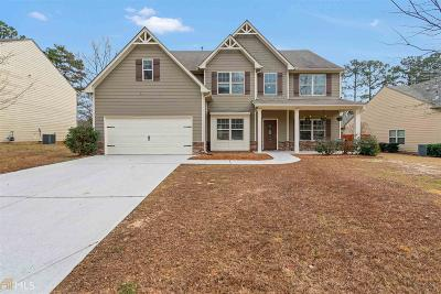 Powder Springs Single Family Home New: 4479 Spring Mountain Ln #47