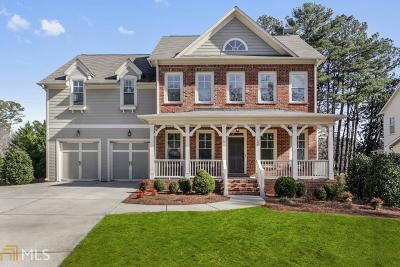 Historic Marietta Single Family Home For Sale: 104 Mountain View Rd
