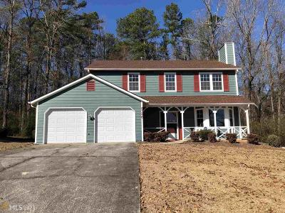 Lithonia Single Family Home New: 5346 Winslow Xing N