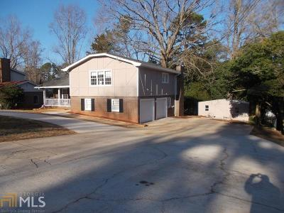 Decatur Single Family Home New: 3880 Flakes Mill Road