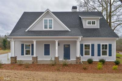Newnan Single Family Home New: 19 E Field St #22