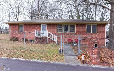 Marietta Single Family Home New: 356 Wellons St