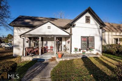 Atlanta Single Family Home New: 3991 Blanton Avenue SW