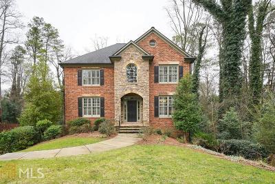 Smyrna Single Family Home New: 2645 Carolyn Dr
