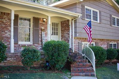 Stone Mountain Single Family Home For Sale: 5429 Leather Stocking Ln