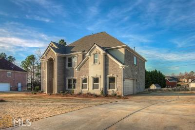 Rockdale County Single Family Home New: 2135 Sableshire Way #12