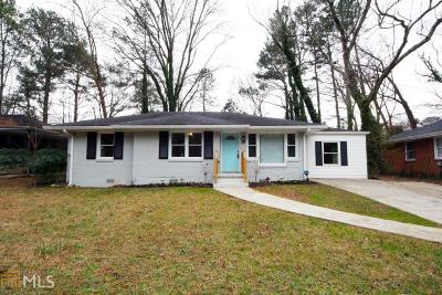Decatur Single Family Home New: 2805 Mitchell Dr