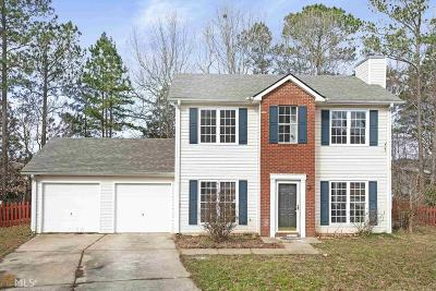 Clayton County Single Family Home New: 770 Sinclair Way