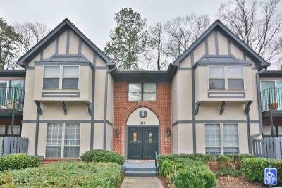 Atlanta Condo/Townhouse New: 6851 Roswell Rd #I11