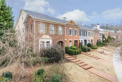 Kennesaw Condo/Townhouse New: 1546 Ridenour