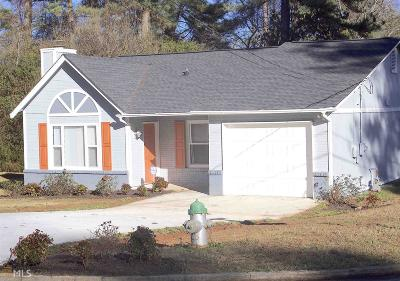 Lithonia Single Family Home New: 1952 Marbut Forest Dr #Phase 02