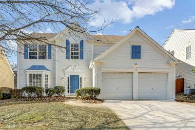 Roswell Single Family Home New: 5095 Foxberry Ln
