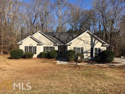Newnan Single Family Home Under Contract: 20 Hidden Brook Trl