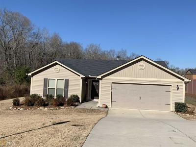 Winder Single Family Home New: 1861 Jessica Way