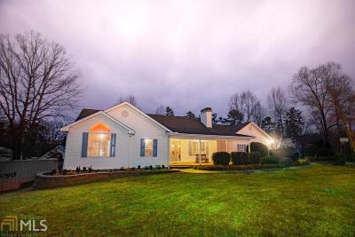 Lumpkin County Single Family Home Under Contract: 1084 Blackburn Rd
