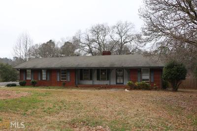 Cartersville Single Family Home Under Contract: 906 Jones Mill Rd