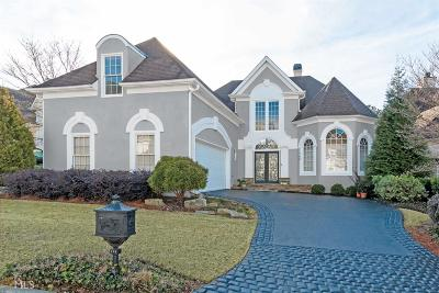 Alpharetta Single Family Home New: 760 Olde Clubs