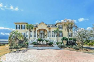 Woodbine Single Family Home For Sale: 1009 Marina Isle Dr