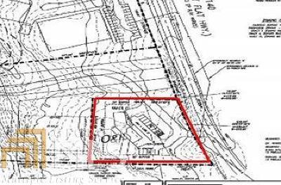 Canton, Woodstock, Cartersville, Alpharetta Commercial New: Hickory Flat Hwy #1.148 Ac