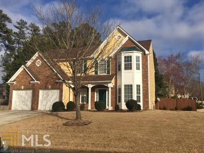 Acworth Single Family Home New: 4672 Howell Farms Dr #42