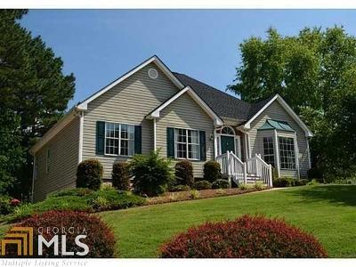 Cumming Single Family Home New: 4280 Elmhurst Ln