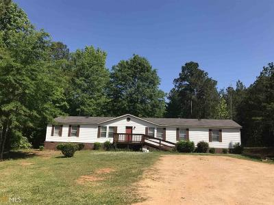 West Point Single Family Home Under Contract: 234 Jarrell Hogg Rd