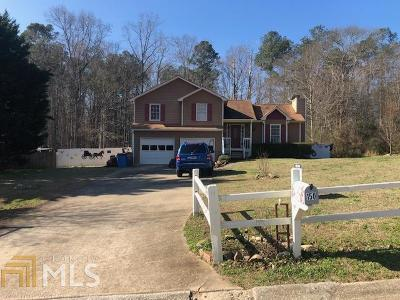 Hiram Single Family Home New: 150 Ridge Run Dr