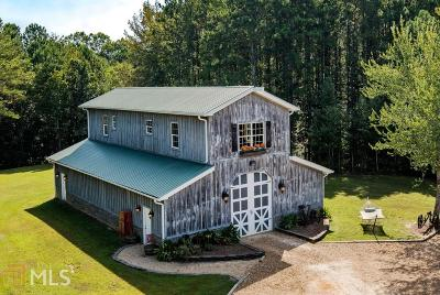 Haralson County Single Family Home For Sale: 10 Mt View Clubhouse Rd