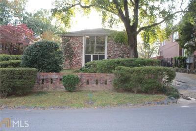 Atlanta Condo/Townhouse New: 3668 Kingsboro