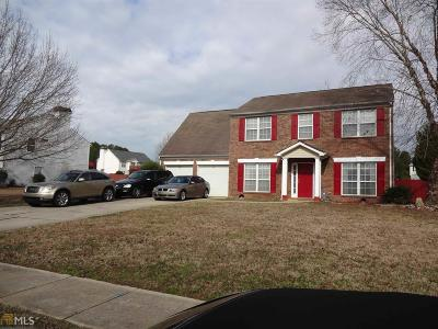 Clayton County Single Family Home New: 1478 Hyde Ct