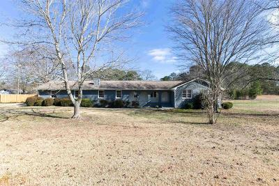 Fayetteville Single Family Home New: 1070 Brittany