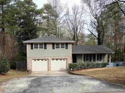Stone Mountain Single Family Home New: 3980 Stoneview
