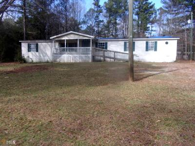 Newnan Single Family Home New: 110 Bagley Rd