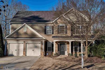 Cumming Single Family Home New: 4585 Shiloh Springs