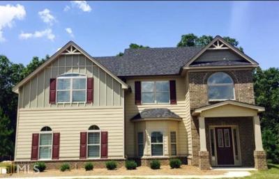 Covington Single Family Home New: 140 Silver Ridge Rd